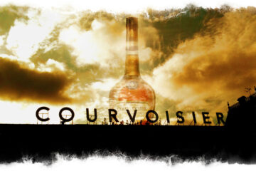 Courvoisier written by Brian Wayne Smith at Spillwords.com