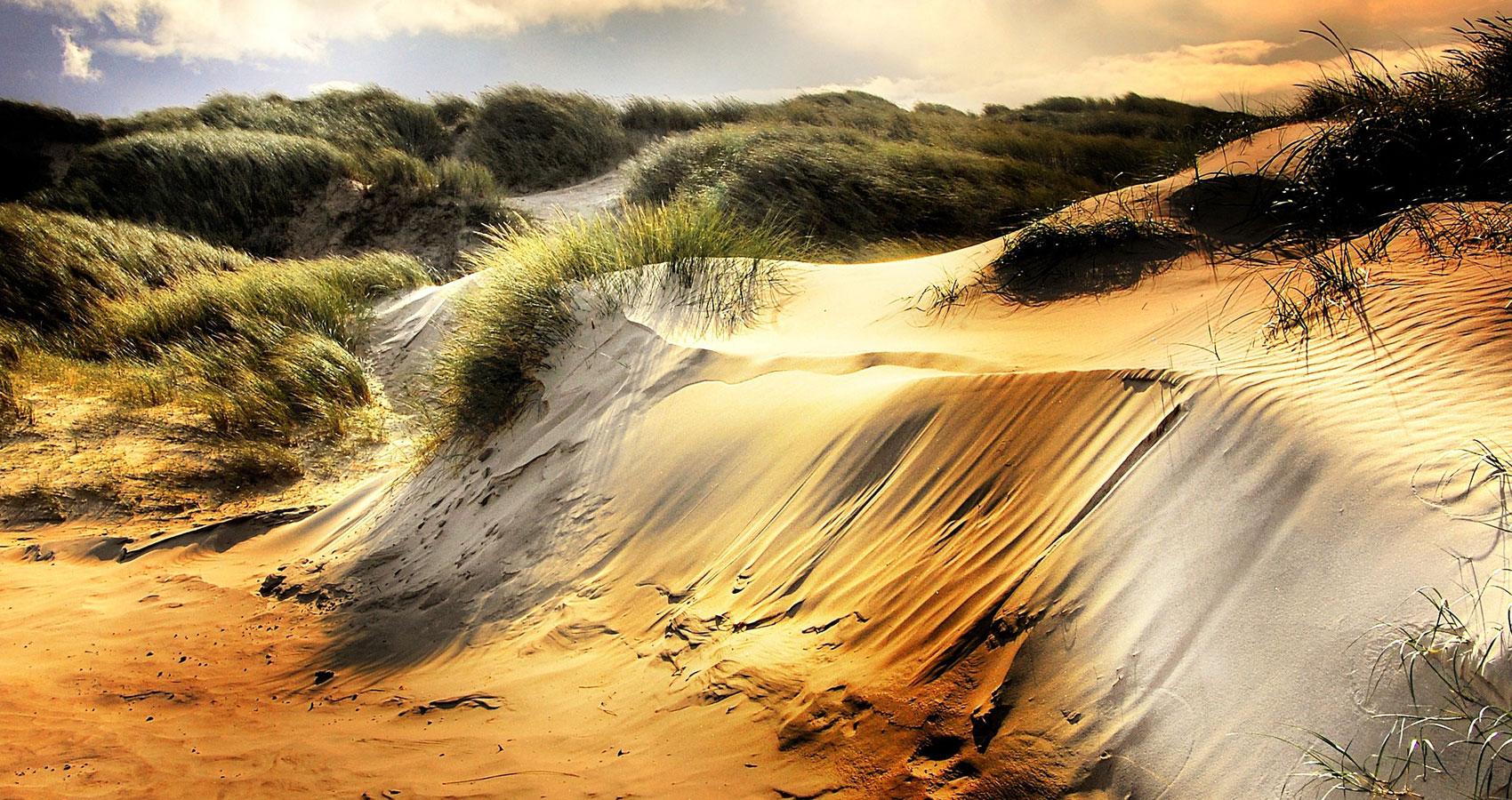 Dunes written by John R. Cobb at Spillwords.com