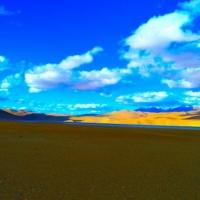 Lake Tso Moriri - Glimpse of the Wild Wild East... at Spillwords.com