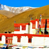 Karzok Monastery - Glimpse of the Wild Wild East... at Spillwords.com