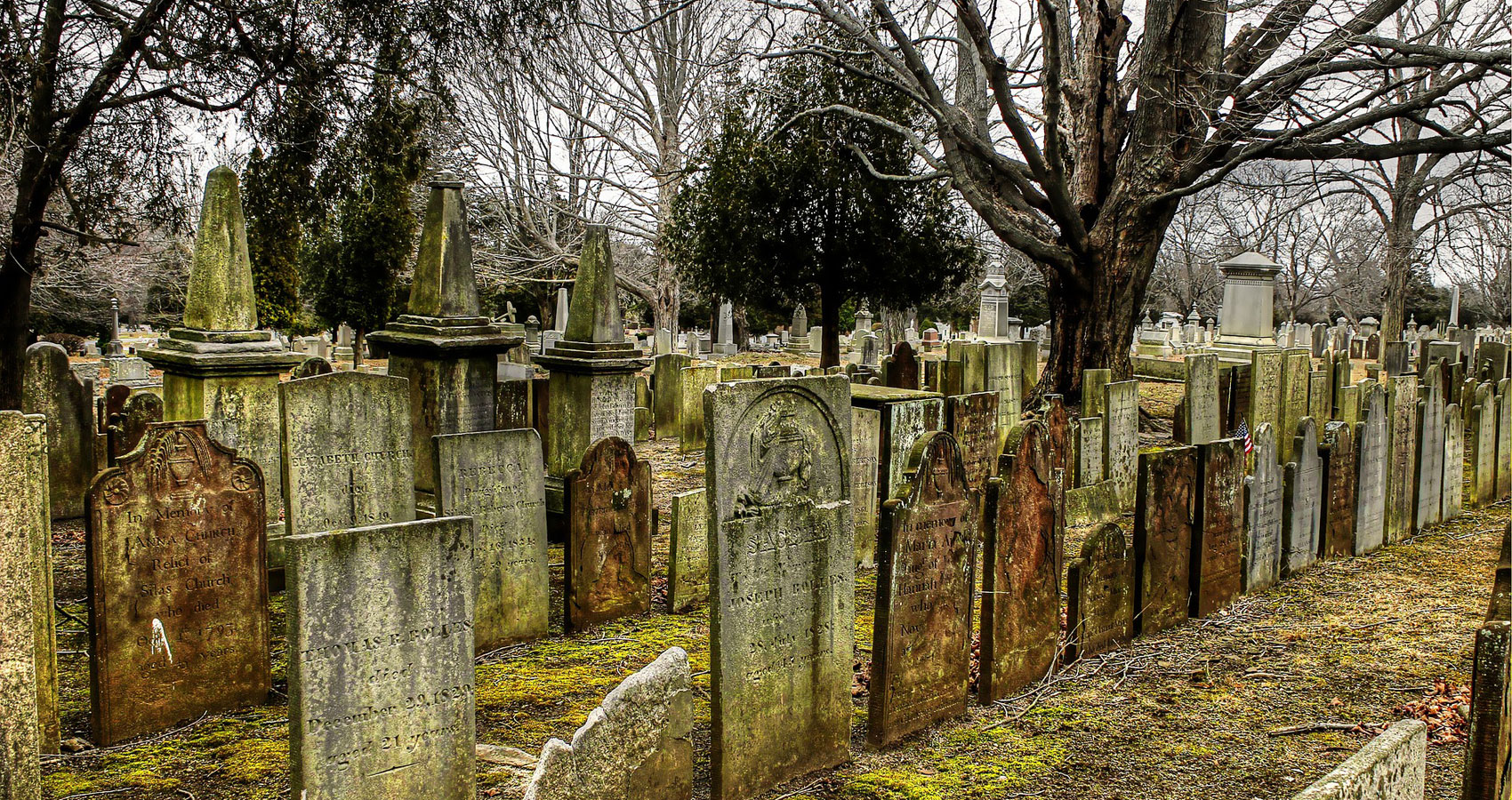 Lost In The Graveyard by Asad Mian at Spillwords.com