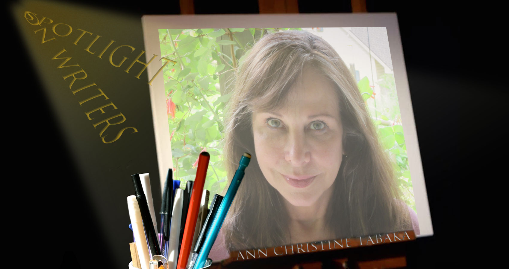 Spotlight On Writers - Ann Christine Tabaka at Spillwords.com