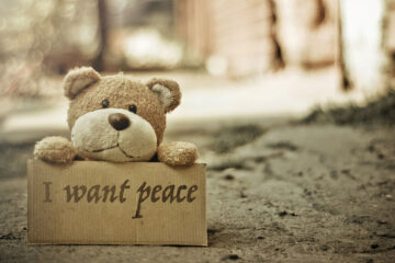 The Generation Of Peace, written by Dirk Sandarupa at Spillwords.com