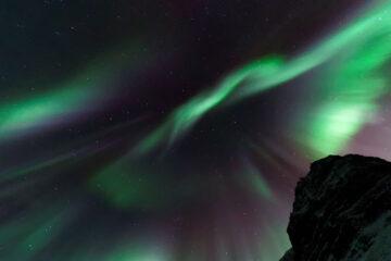 Aurora Splashes ... written by Orlando Blakeat Spillwords.com