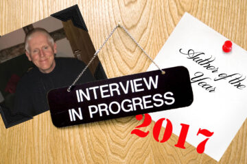 Author Of The Year 2017 Interview with Richard Wall at Spillwords.com