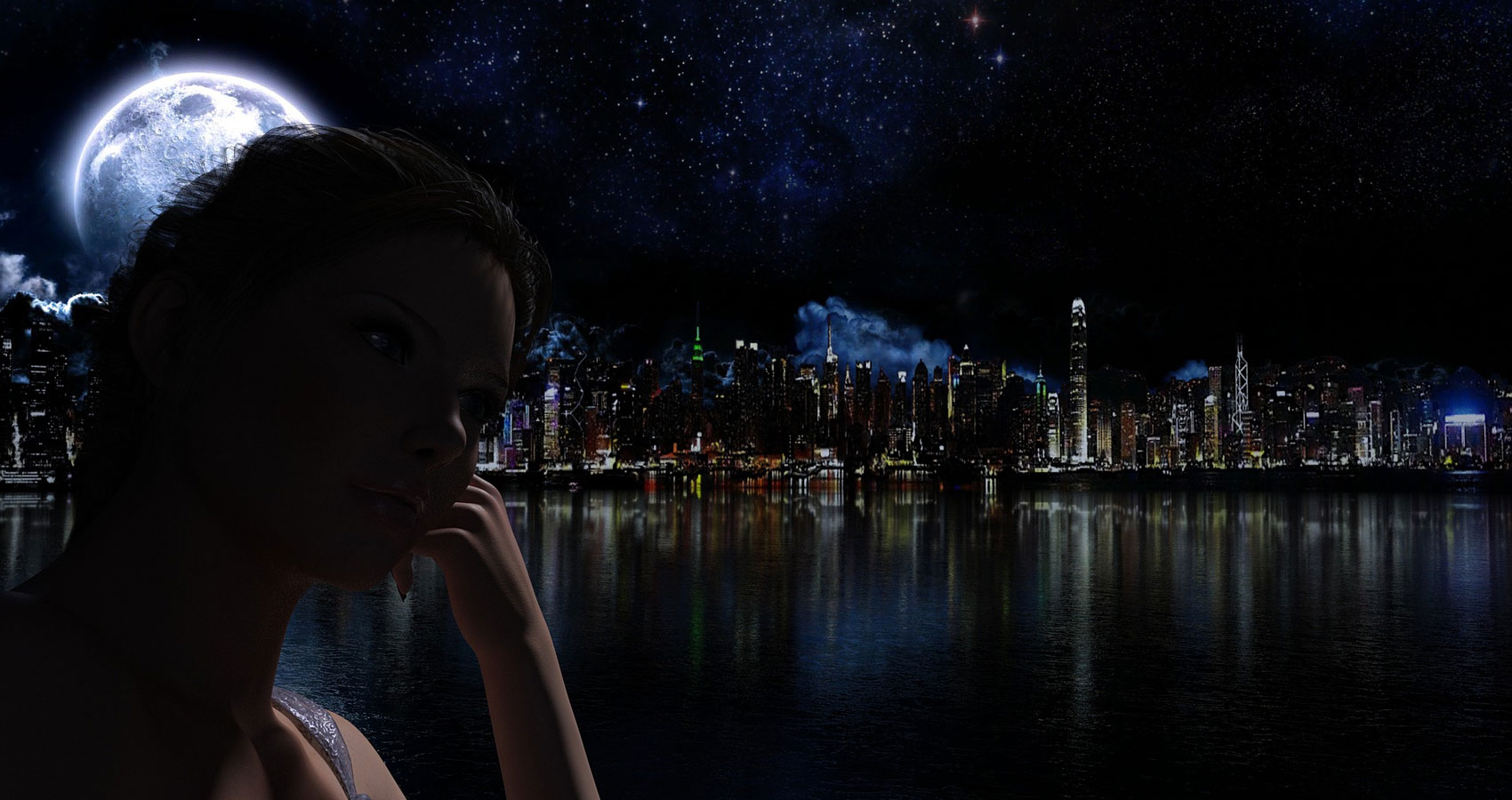 Meant For Moonlight by Kindra M. Austin at Spillwords.com