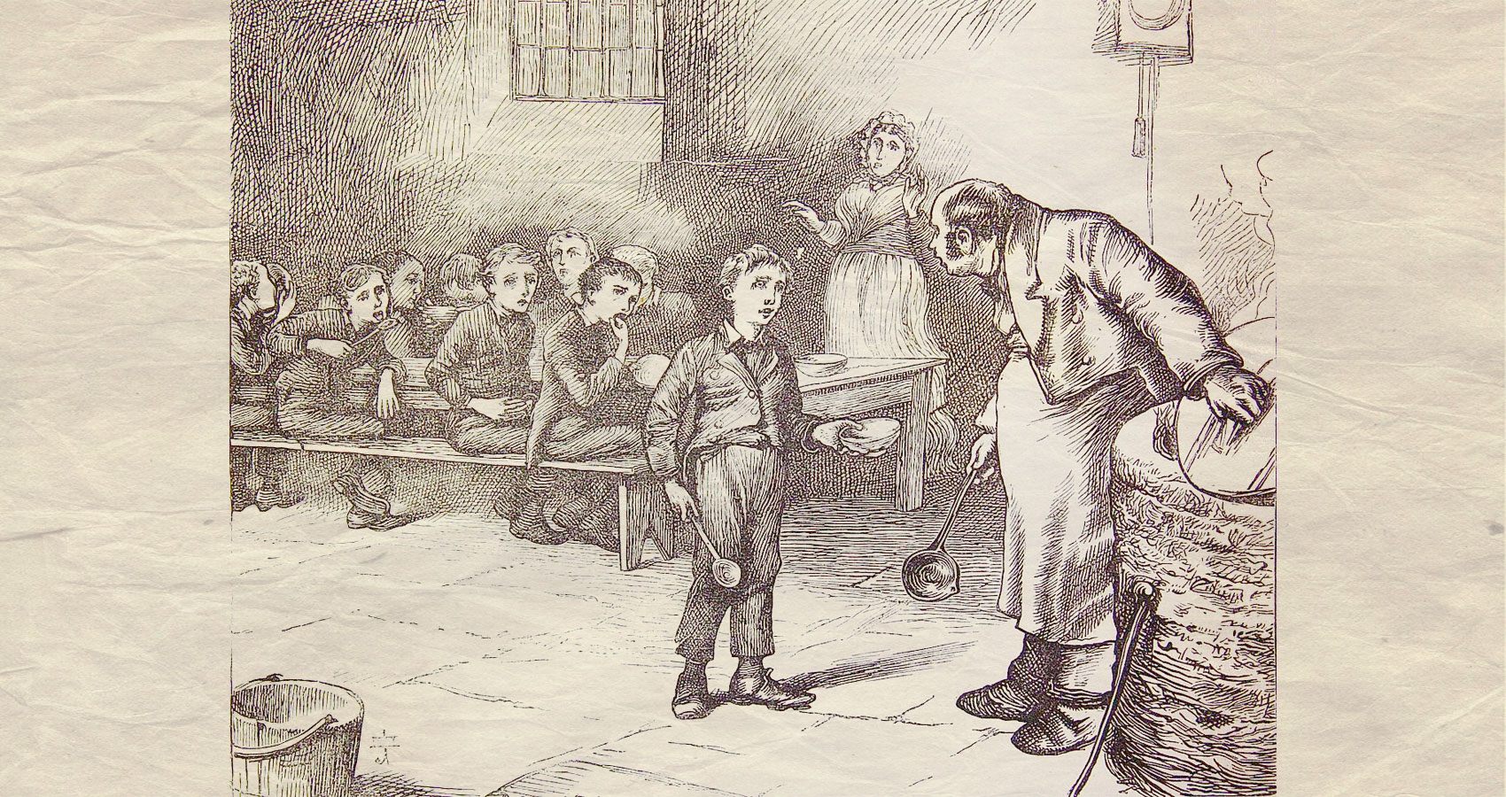 Oliver Twist: Divine Child by Stanley Wilkin at Spillwords.com