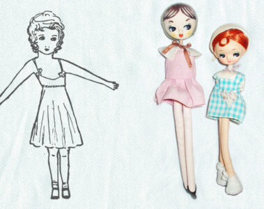 Paper Doll written by Nicole Cheng at Spillwords.com