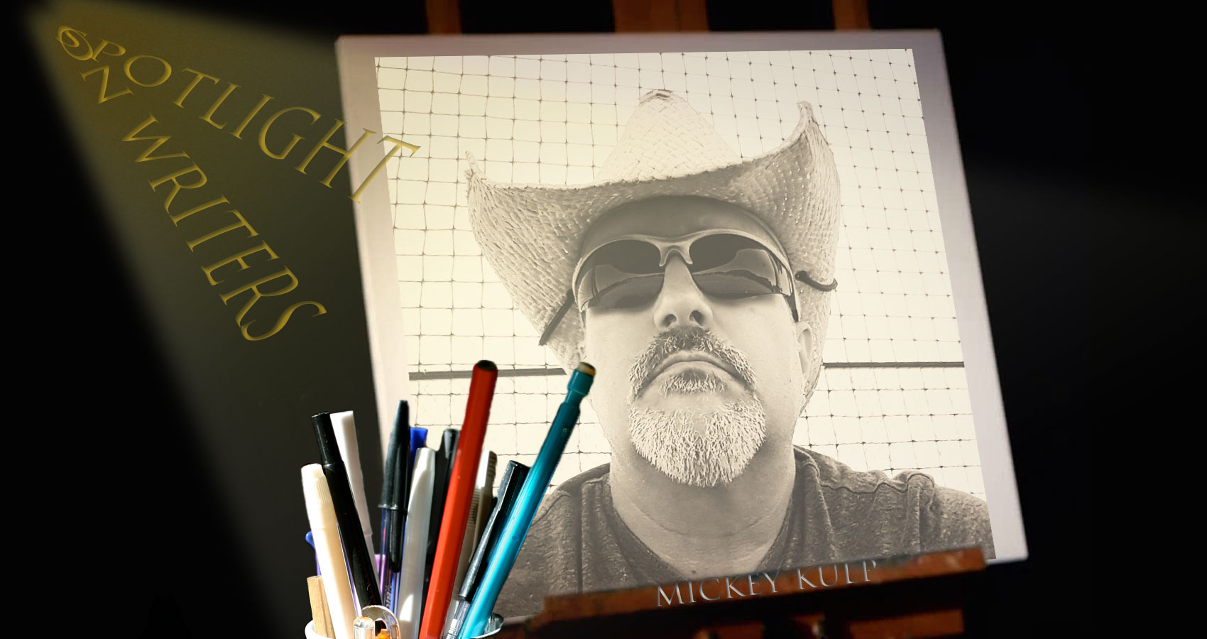 Spotlight On Writers - Mickey Kulp at Spillwords.com