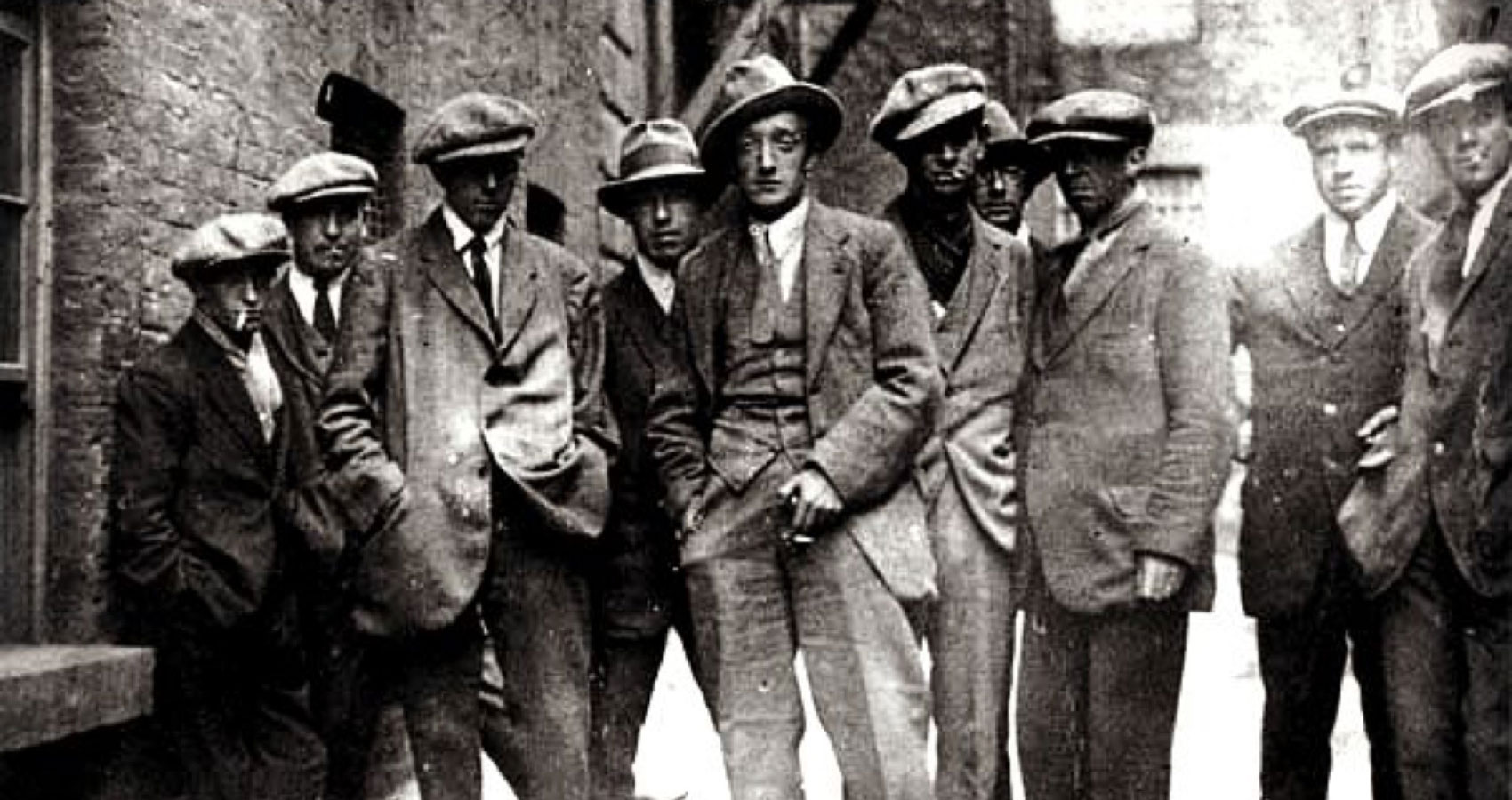 The Real Valentine Gangsters by Roger Turner at Spillwords.com