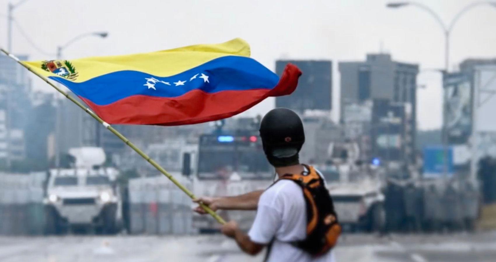 Venezuela written by Uslariono at Spillwords.com