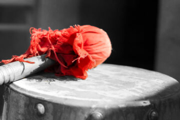 BRIEFLY, BEFORE THE GONG BEGINS TO WAIL written by Eddie Awusi at Spillwords.com