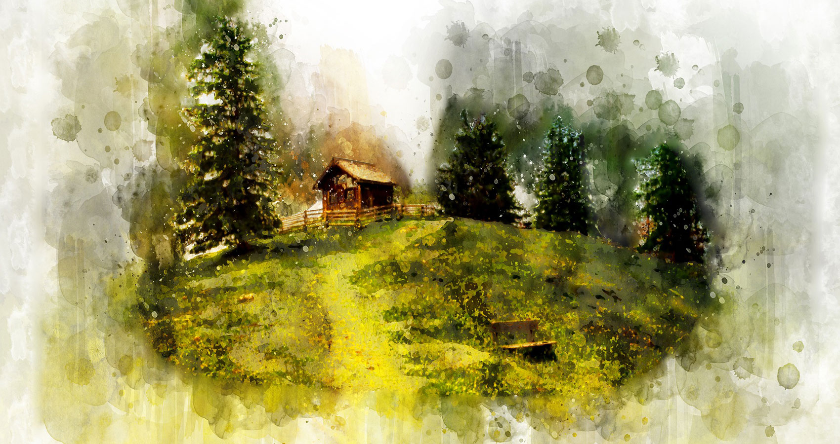 Glimpse of Spring by Joan McNerney at Spillwords.com