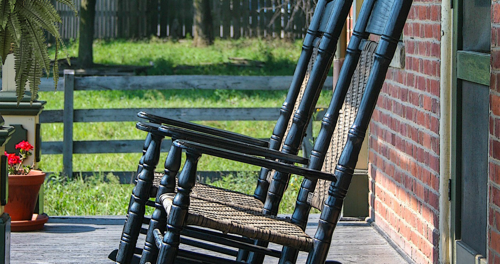Rocking Chairs written by Vickie Mryczko at Spillwords.com