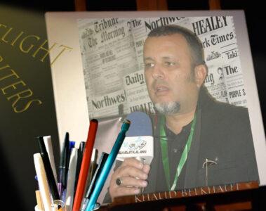 Spotlight On Writers - Khalid Belkhalfi at Spillwords.com