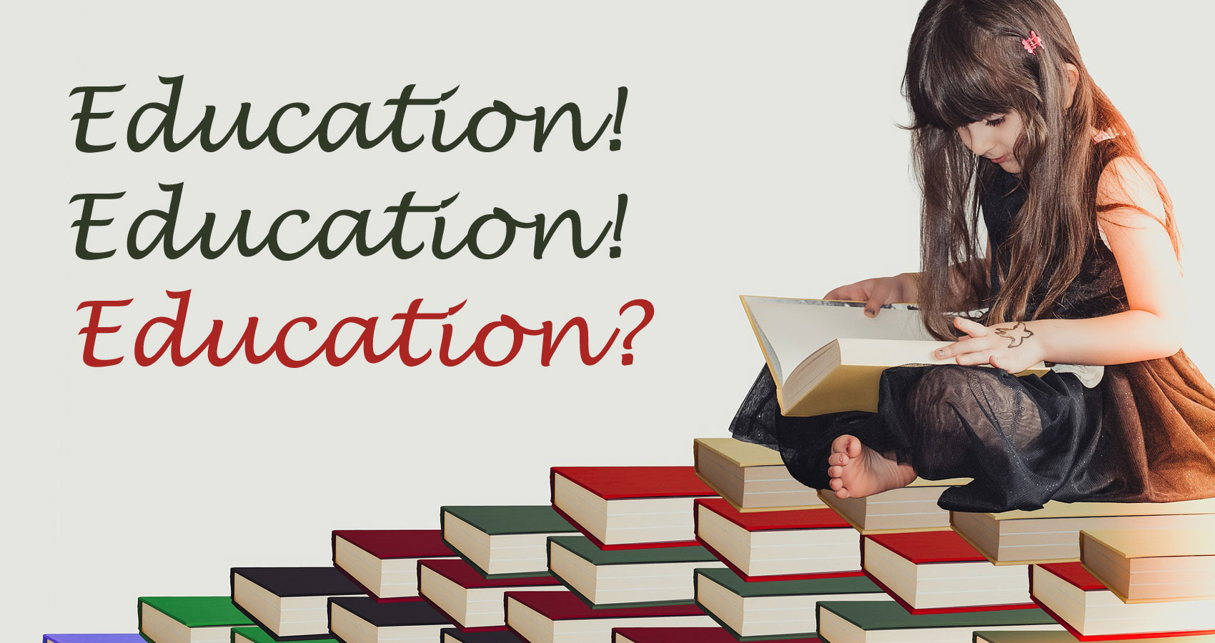 Education! Education! Education? by Paul Anthony Obey at Spillwords.com