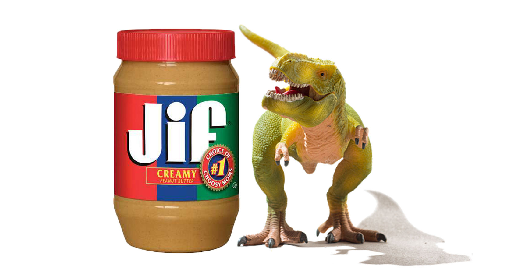 A Jar Of Jiffy And Tyrannosaurus Rex, by Traci Mullins at Spillwords.com