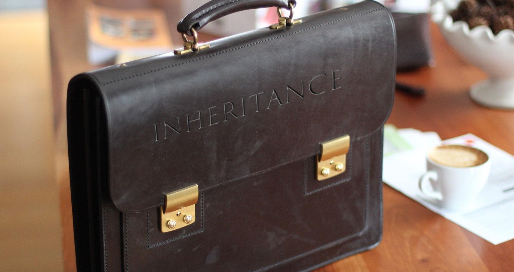 INHERITANCE written by AJAY TULSIANI at Spillwords.com