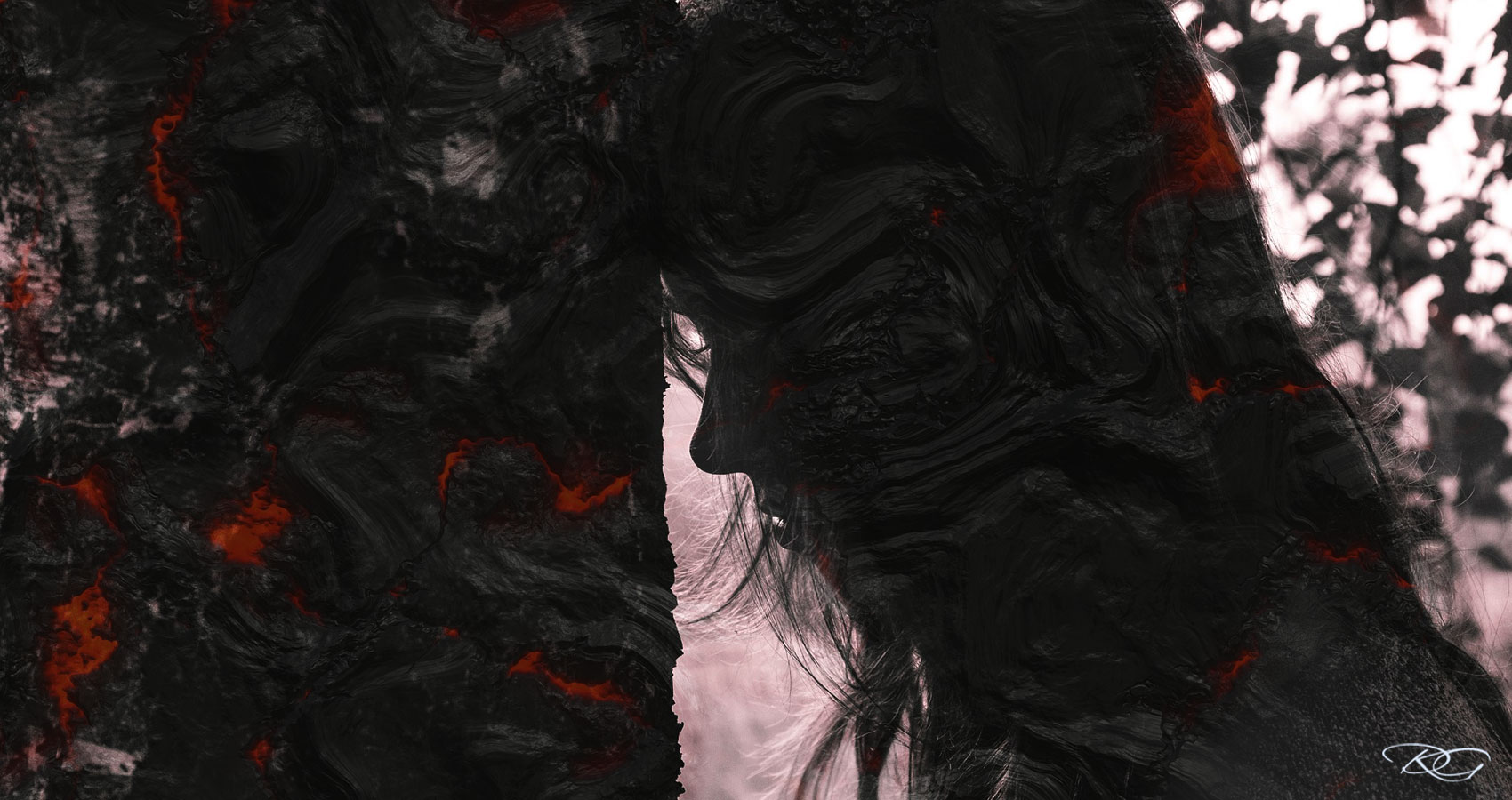Lava, a poem written by Megha Sood at Spillwords.com
