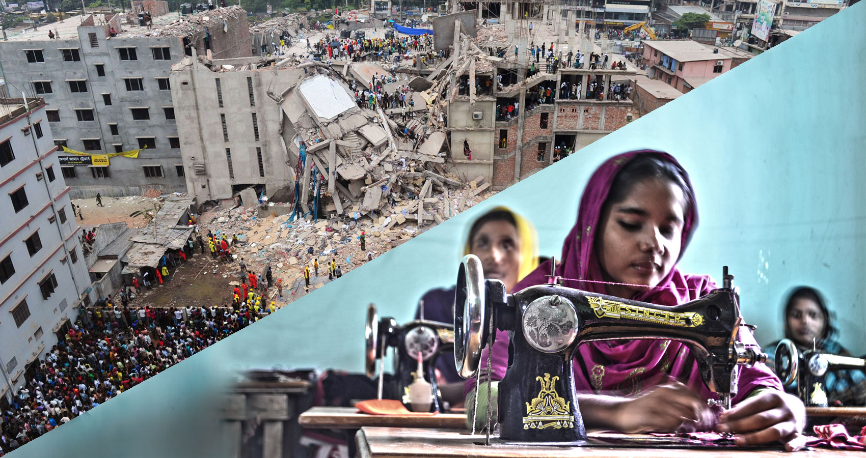 Rana Plaza Collapse (Her Version Of A Happy Day) by Steve Pearson at Spillwords.com