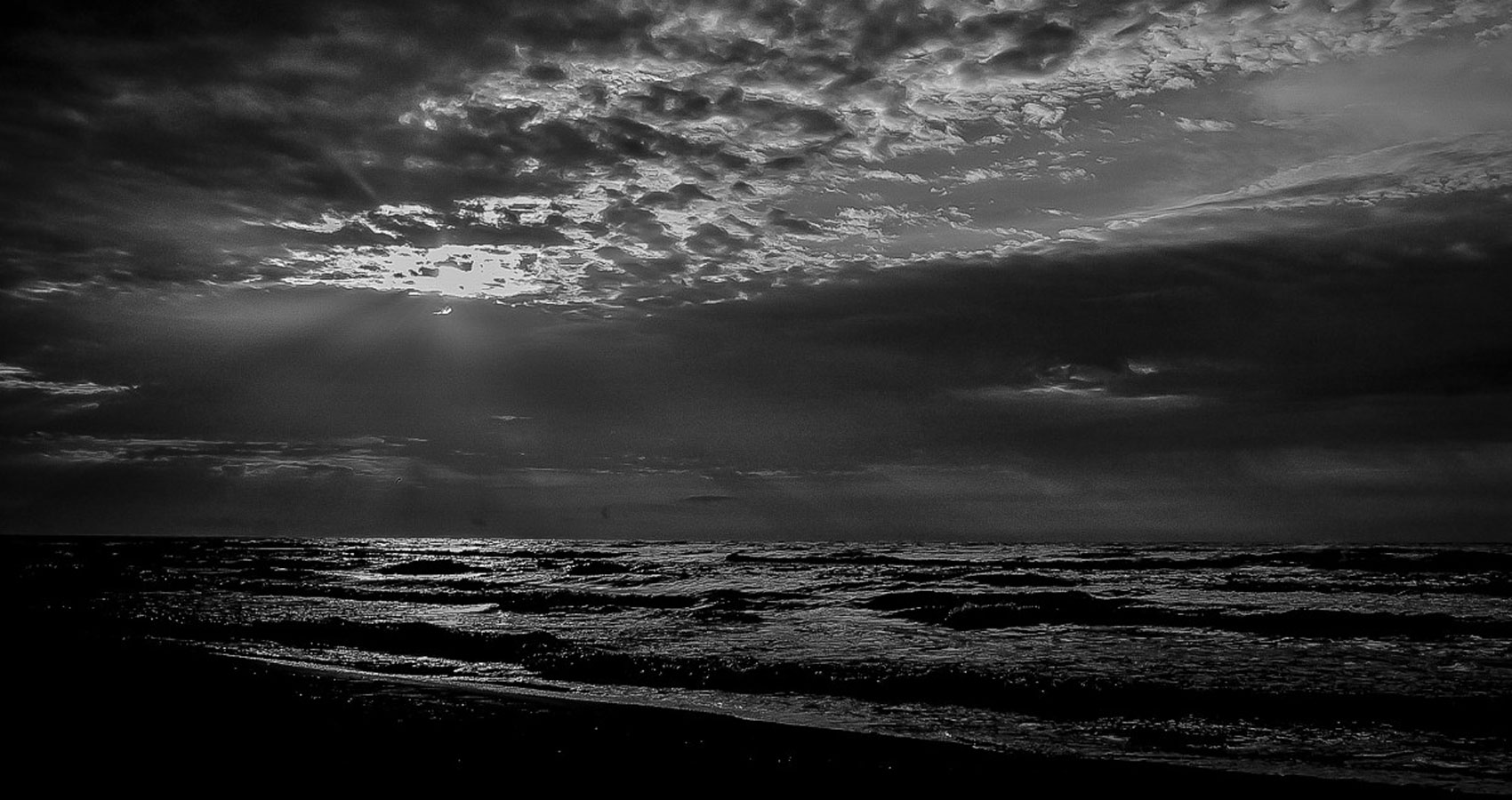 Darkness At The Sea by Lucretia T. Knight at Spillwords.com