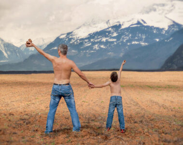 Fatherly Advice written by Aaron Marchant at Spillwords.com