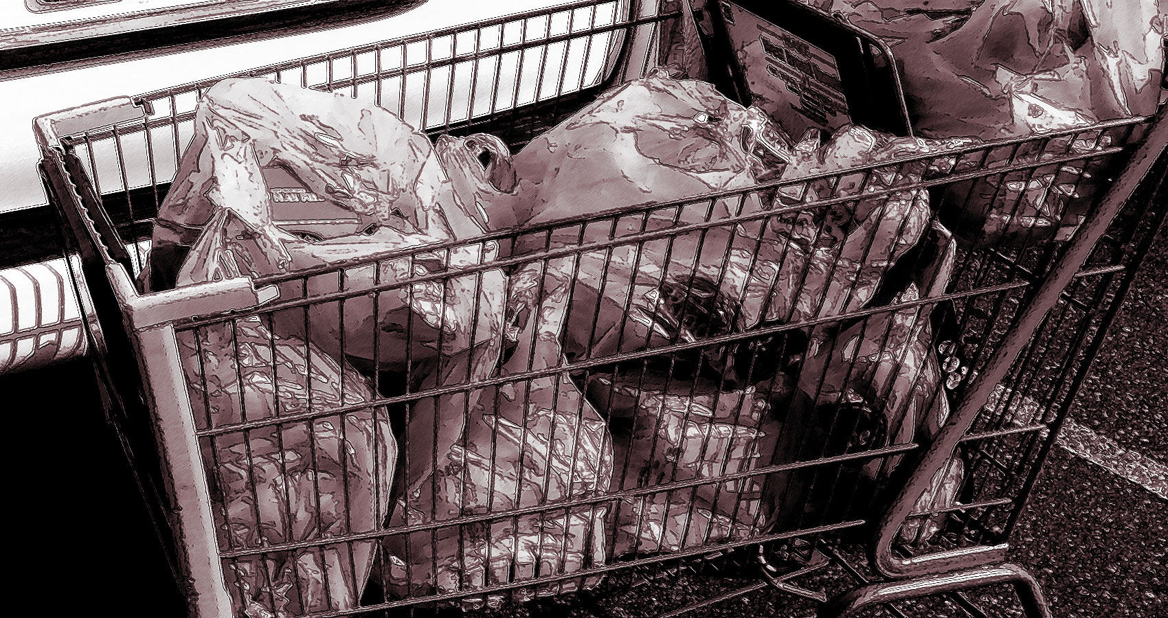 Groceries, poetry written by James Gabriel at Spillwords.com
