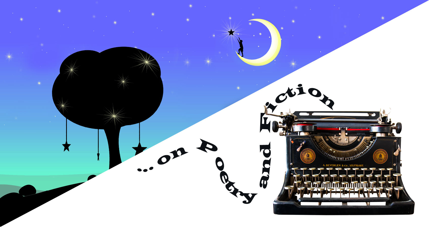 …On Poetry and Fiction - Just One Word Away (Dreams) at Spillwords.com