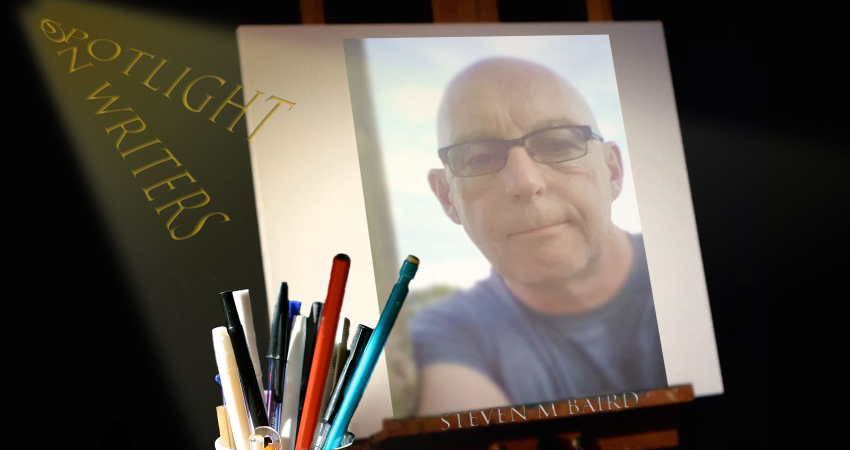 Spotlight On Writers - Steven M Baird, interview at Spillwords.com