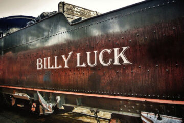 Billy Luck written by DC Diamondopolous at Spillwords.com