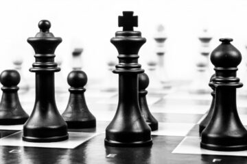Chess Board, a monologue by Eoghan Lyng at Spillwords.com