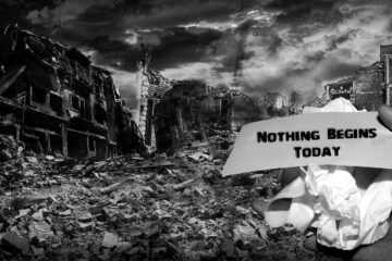 Nothing Begins Today by Beth Tremaglio at Spillwords.com