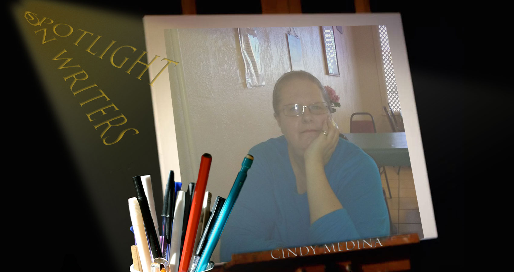 Spotlight On Writers - Cindy Medina, an interview at Spillwords.com