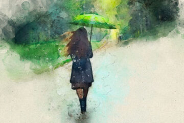 The Rain, a poem written by Antony King at Spillwords.com