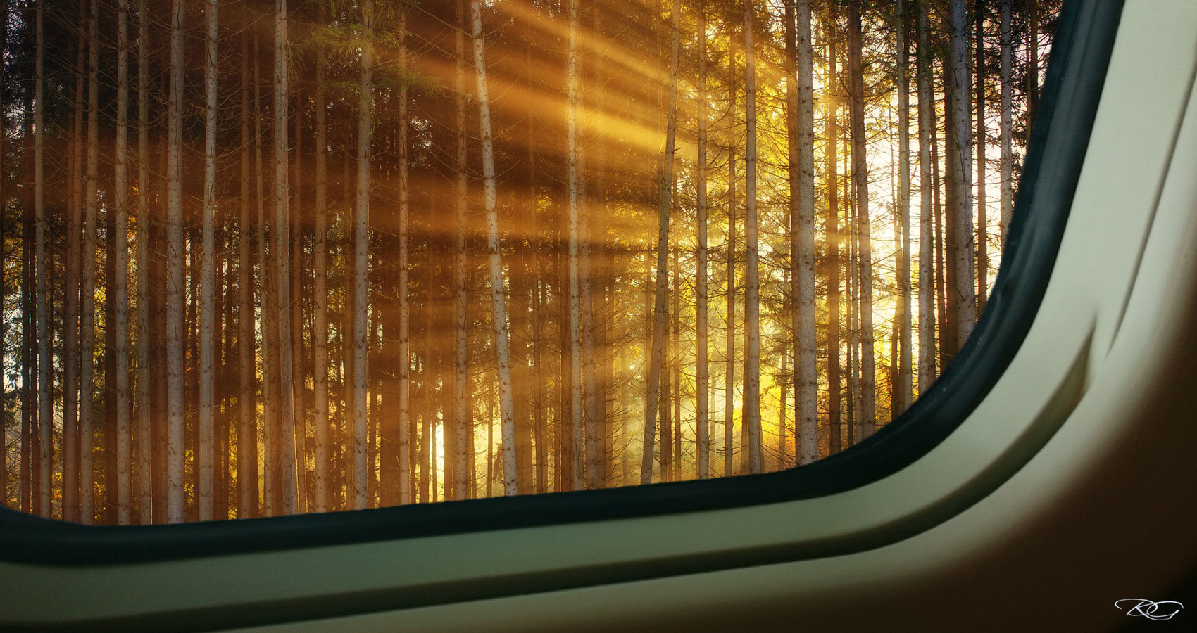 Thoughts From A Train by Eoghan Lyng at Spillwords.com