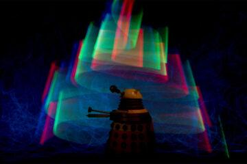 Dalek, a poem written by Ricky Hawthorne at Spillwords.com
