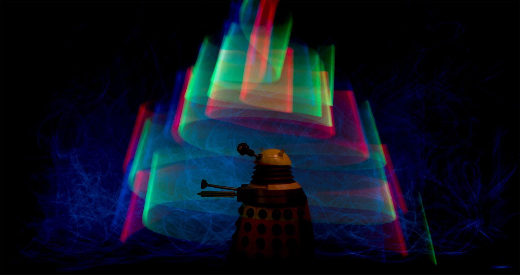 Dalek, a poem written by Ricky Hawthorne at Spillwords.com