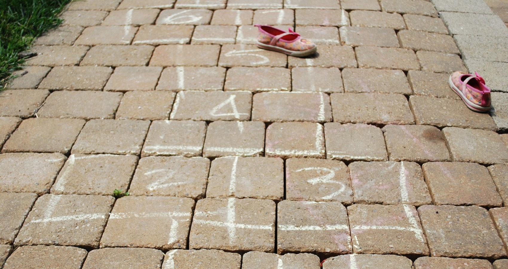 Hopscotch, a poem by Monika Ajay Kaulat Spillwords.com