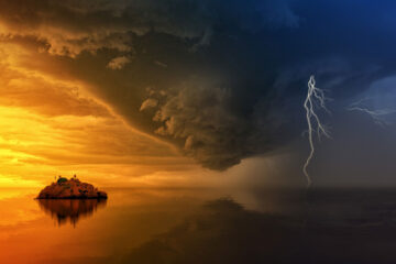 IN THE STORM'S MOTHER TONGUE by Eddie Awusi at Spillwords.com