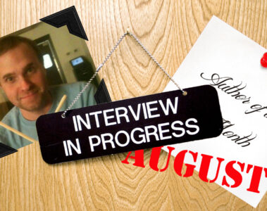 Interview Q&A with James Dean Collins at Spillwords.com
