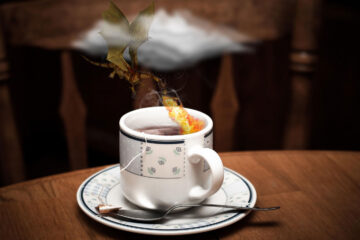STORM IN A TEACUP by Dilip Mohapatra at Spillwords.com