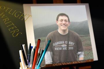 Spotlight On Writers - DeWayne Moore, interview at Spillwords.com