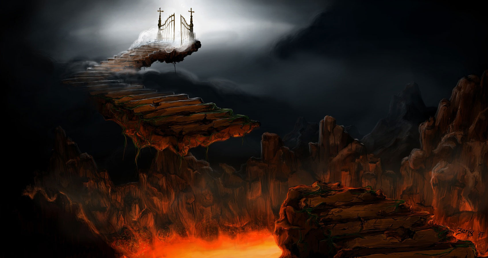 THERE IS NO EXIT IN HELL, by Norberto Franco Cisneros at Spillwords.com