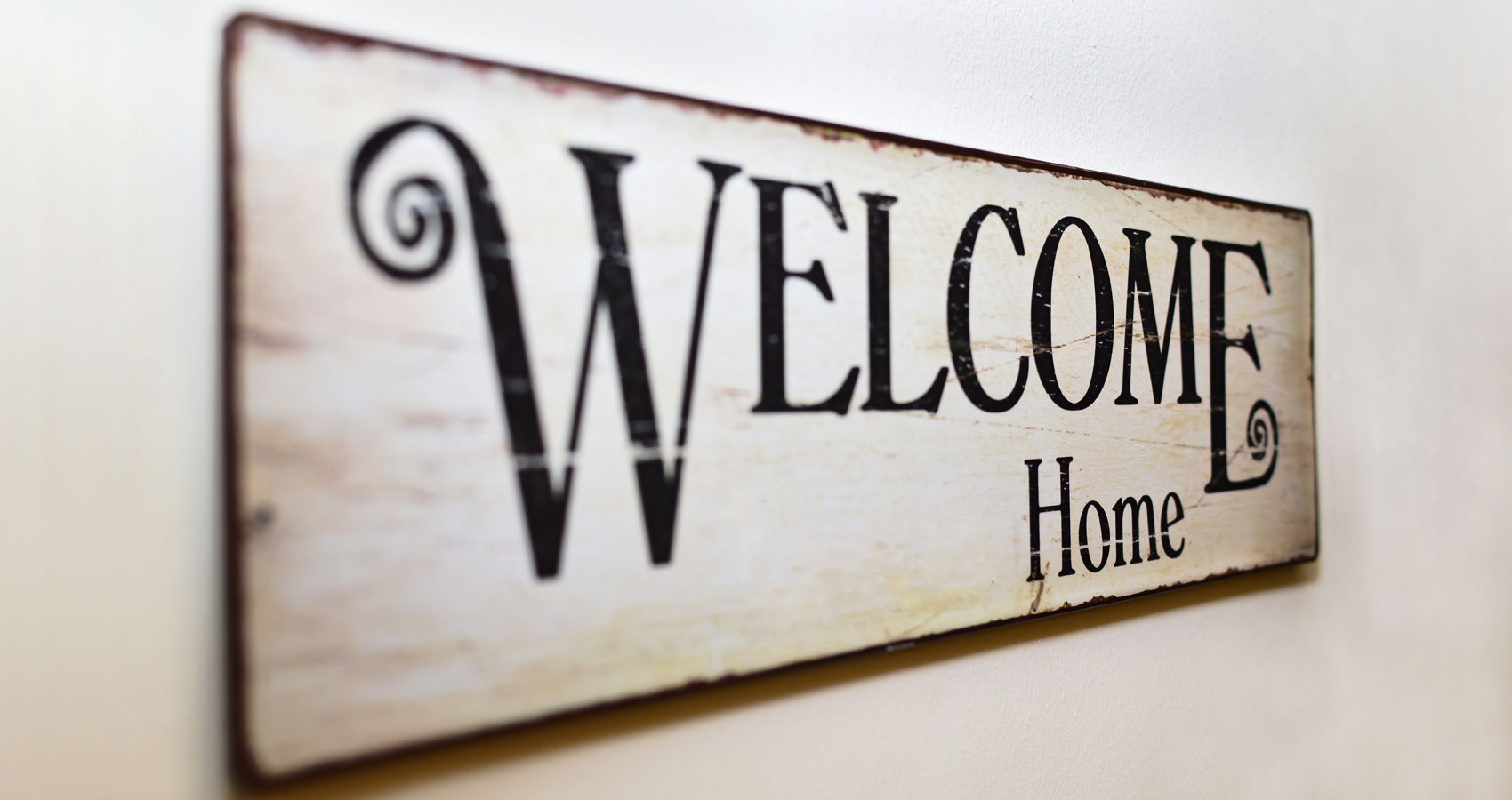 Welcome Home written by Kelli J Gavin at Spillwords.com
