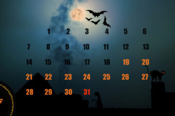 13 Days Of Halloween by Chloe Gilholy at Spillwords.com