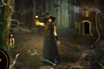 All Hallows, written by Antony King at Spillwords.com