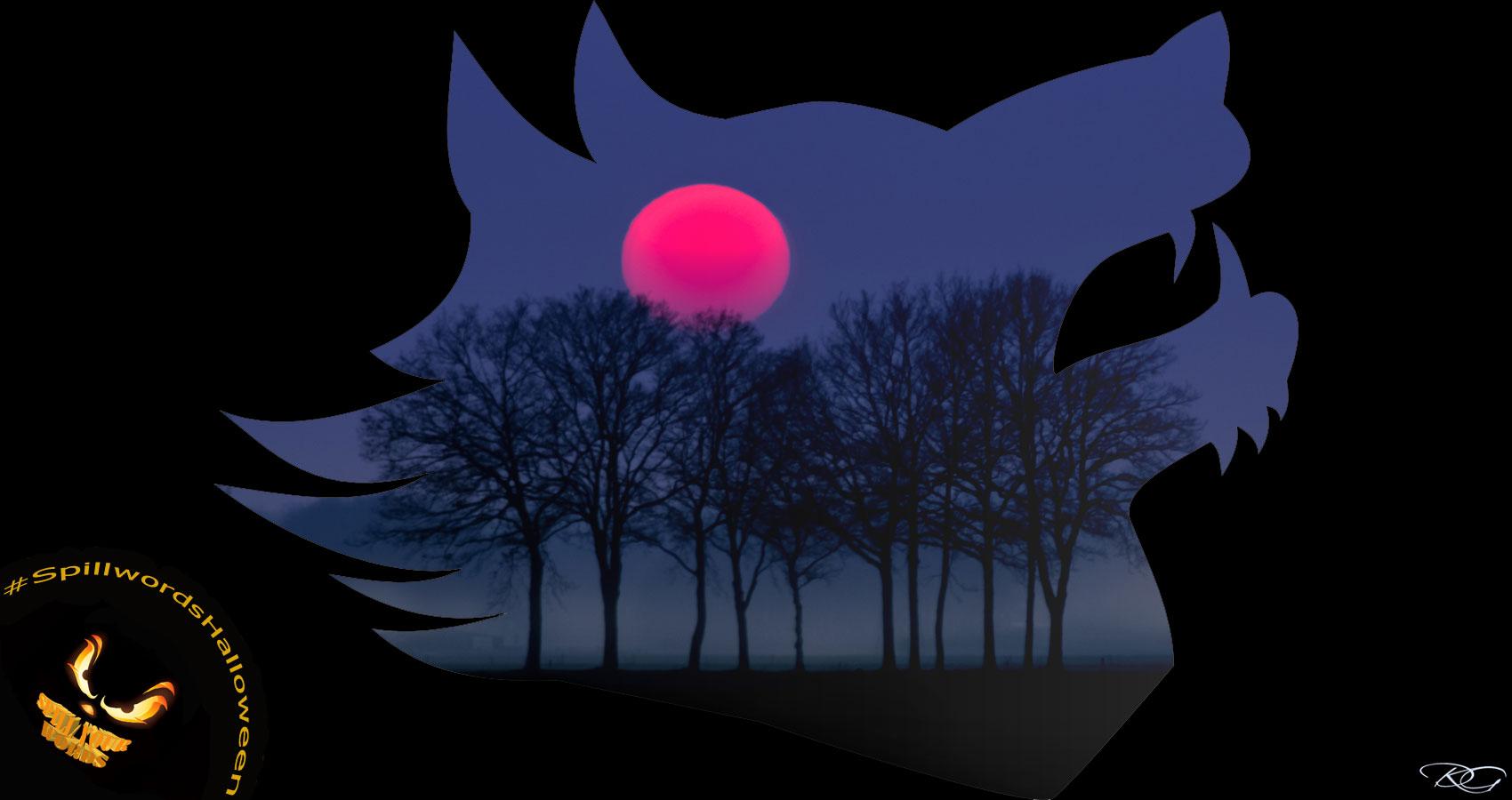 Crimson Moon, written by Verona Jones at Spillwords.com