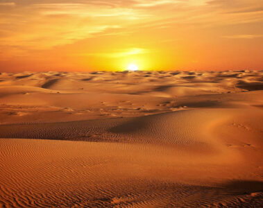 Dry Desert, a poem written by Inam Ullah at Spillwords.com