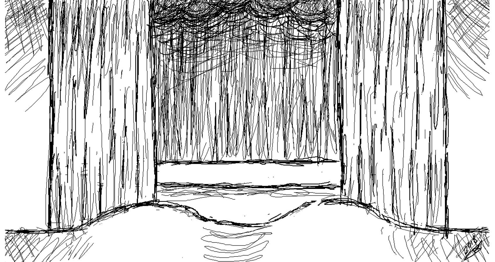 Rainy Saturday by Robyn MacKinnon at Spillwords.com