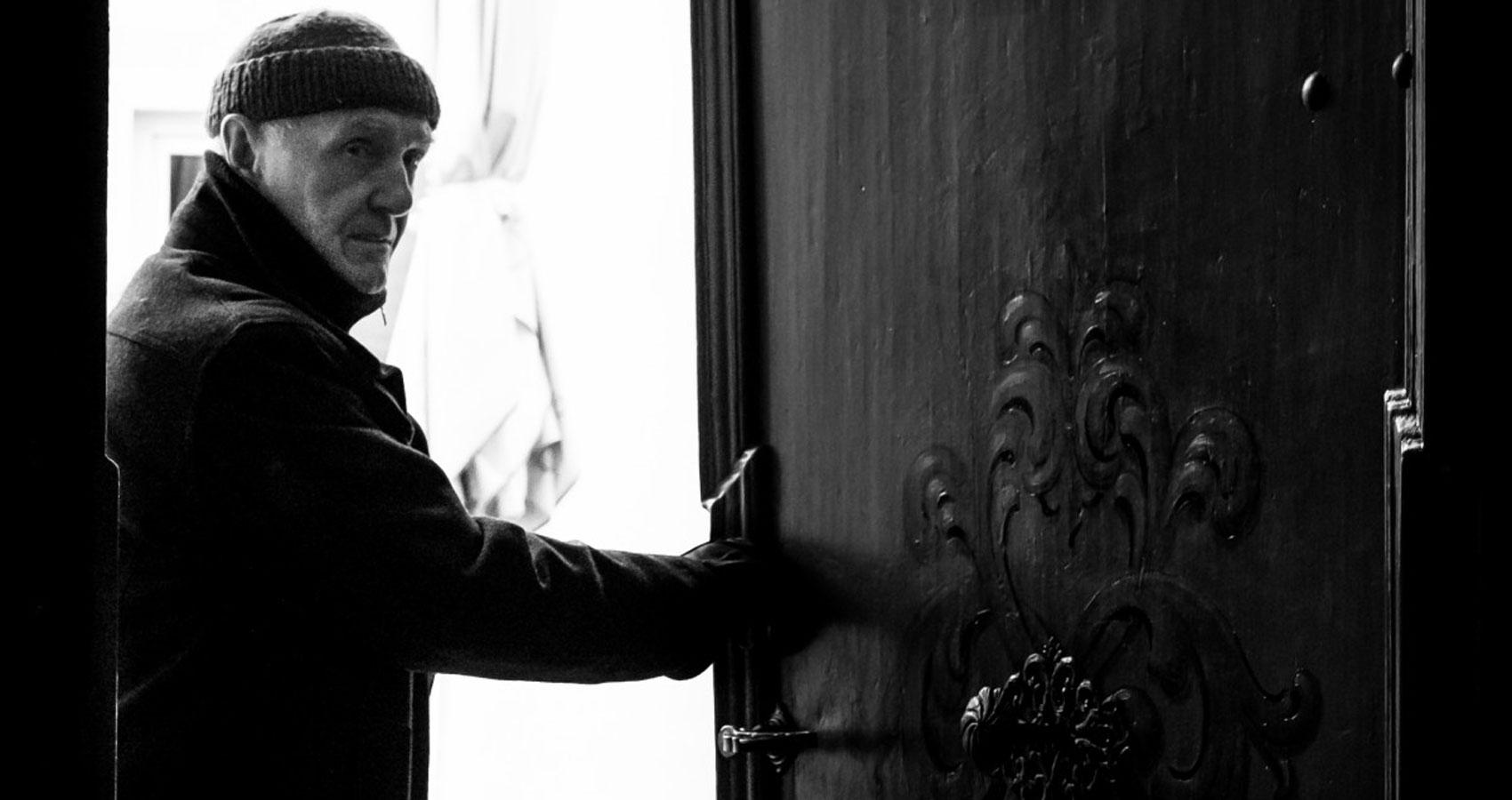 The Door, written by Patrick Doran at Spillwords.com